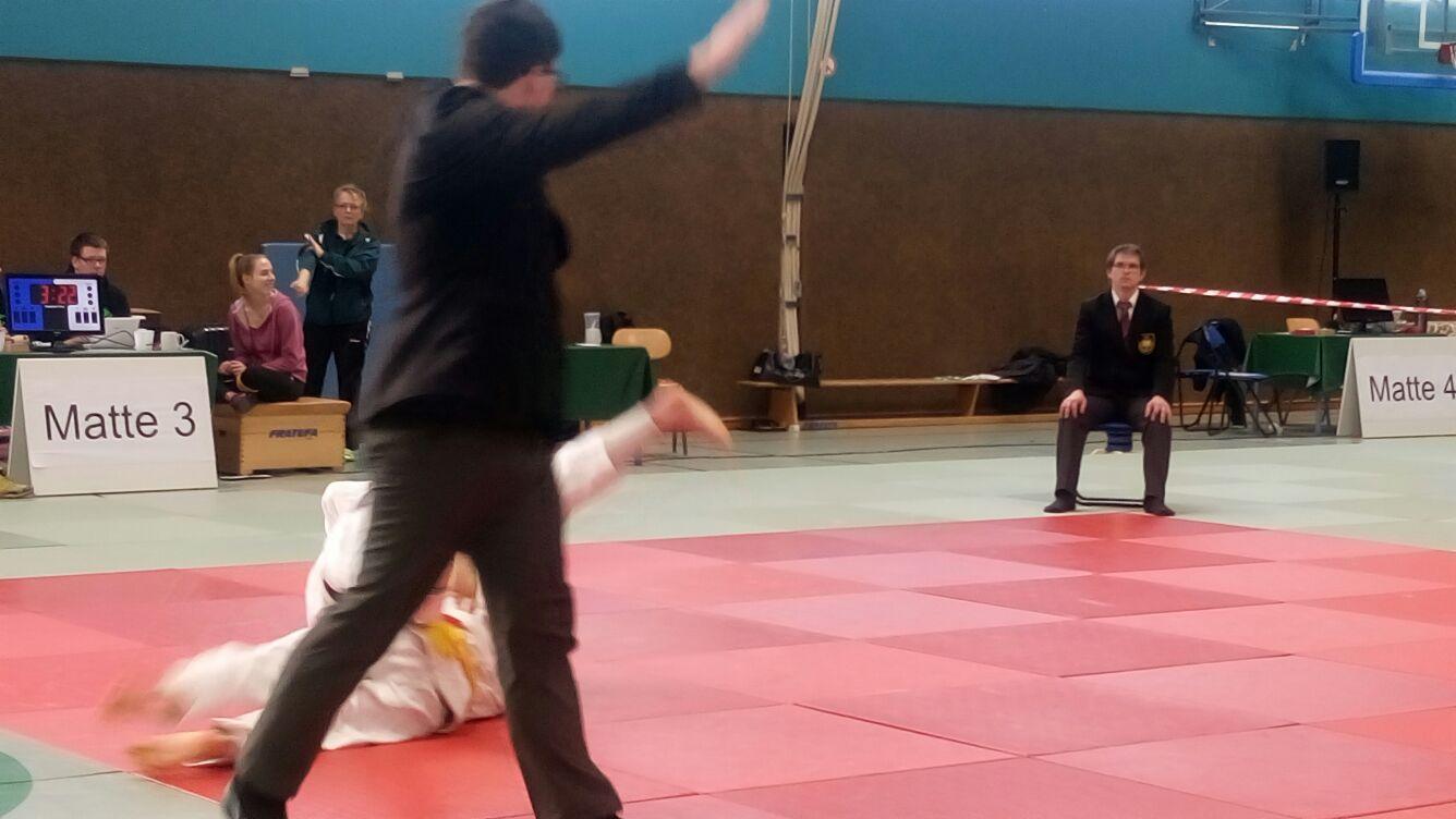 Westfalen Einzelmeisterschaften der u21 in Kamen