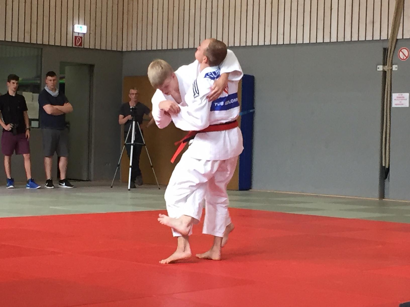 2. Kampftag der Verbandsliga Männer