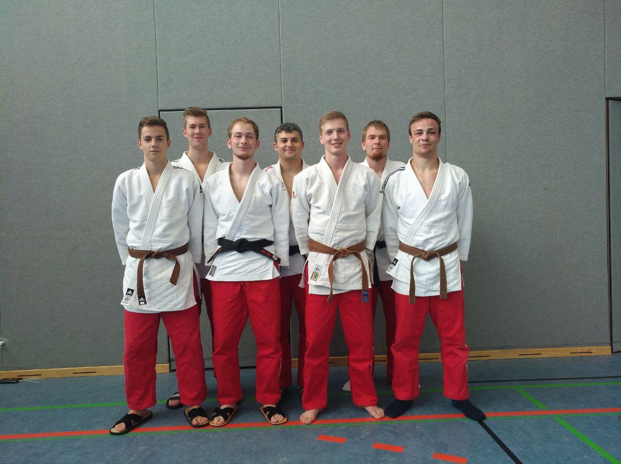 3. Kampftag der Männer Verbandsliga