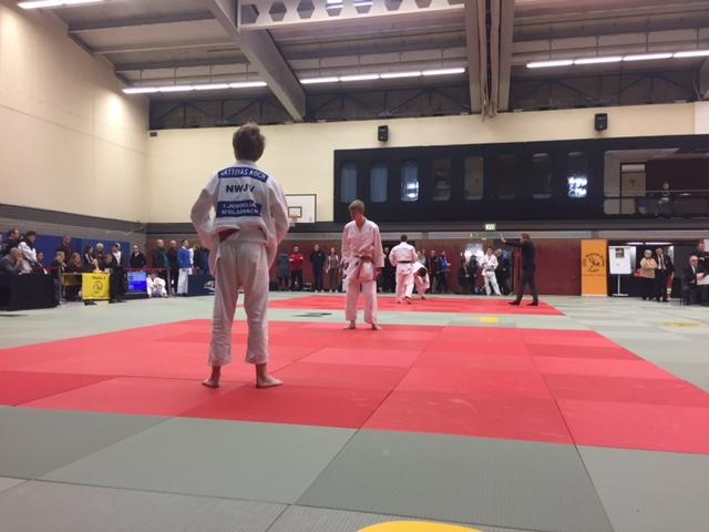 Westdeutsche Einzelmeisterschaften der u18 in Herne