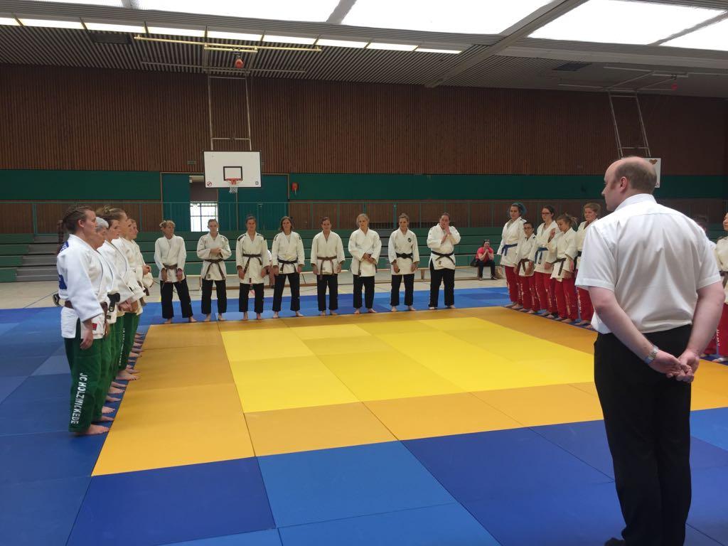4. Kampftag der Oberliga in Holzwickede