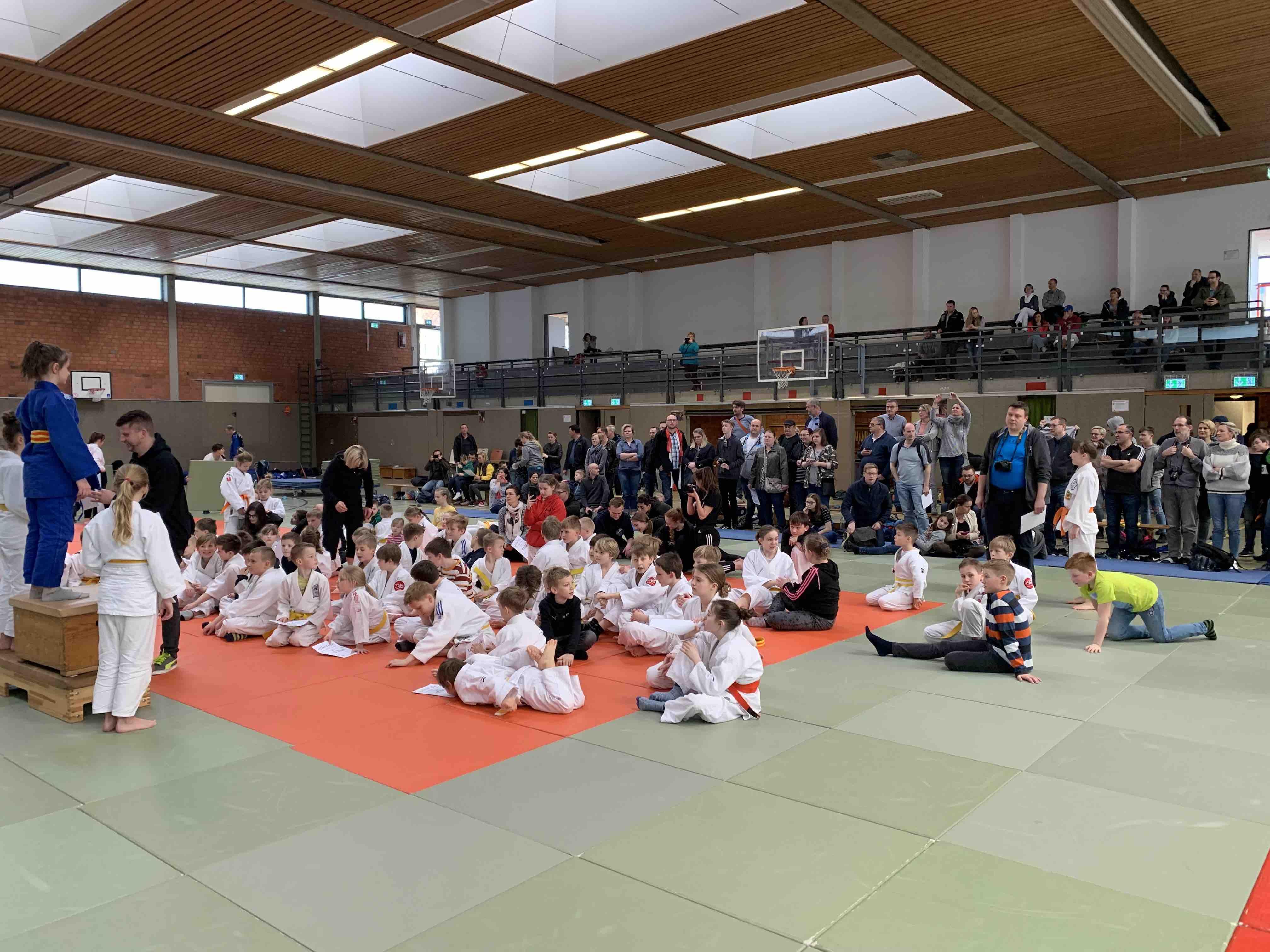 Erstes Kreispokalturnier 2019