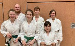 Erste Kyu Prüfung in 2019