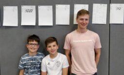 Bezirkseinzelmeisterschaften u10 & u13