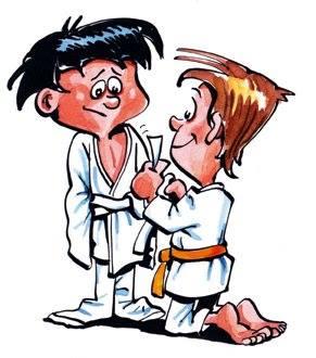 Judowert Hilfsbereitschaft
