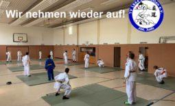 Judo Corona News